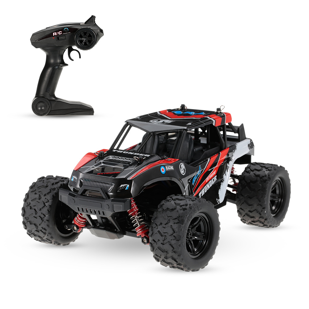 Goolrc HS18311 1/18 2.4GHz 4WD 36km/h High Speed Monster Truck Buggy RC Off-Road Racing Car Vehicle Kids Toy Gift goolrc high quality