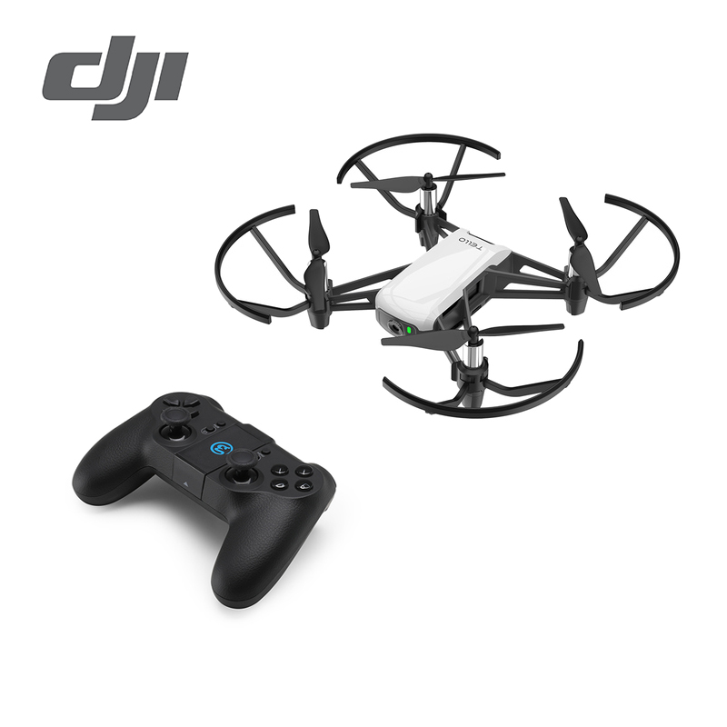 US $134 99  DJI Ryze Tello and GameSir T1d Controller (a customized  controller for UAV flight) flowing experience and convenient operation-in  Camera