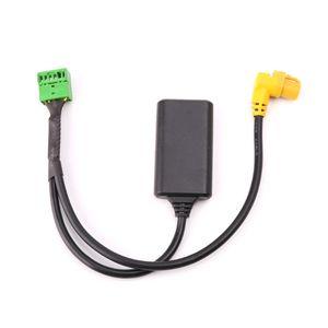 Image 4 - Adaptateur câble MMI 3G AMI, 12 broches, Bluetooth AUX, entrée Audio sans fil, pour Audi Q5 A6 A4 Q7 A5 S5, livraison gratuite