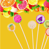 100cs length 10cm Pop Sticks Chocolate Cake Cookie Lollipop Lolly Candy Making Mould