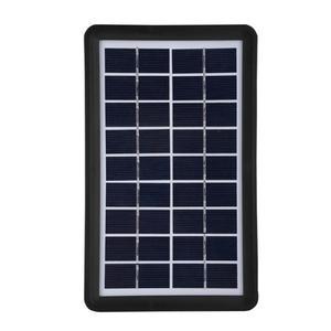 Image 3 - Painel solar de célula solar 9v 3w, poly silicone placa solar 93% transmissão de luz à prova d água painel solar acessórios para carregador de energia