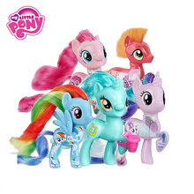 Original Brand My Little Pony Toys Vriendschap is Magic Rainbow Dash Pinkie Model Toy Voor Little Baby Verjaardagscadeau Girl Bonecas