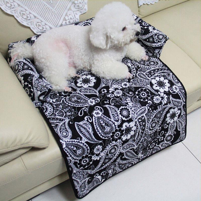 Sml XL Plus Tamaño Mascota Sofá Cama Del Perro Casa de Perro Suave Gato de la Pe