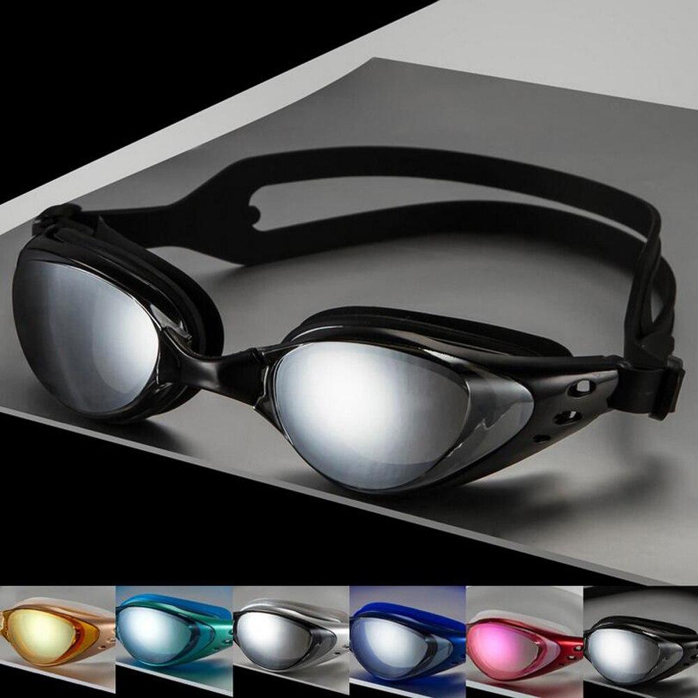 Sports frames for eyeglasses - Adjustable Men Women S Adult Kids Swimming Frame Pool Sport Eyeglasses Waterproof Spectacles Male Female Goggles Swim Glasses