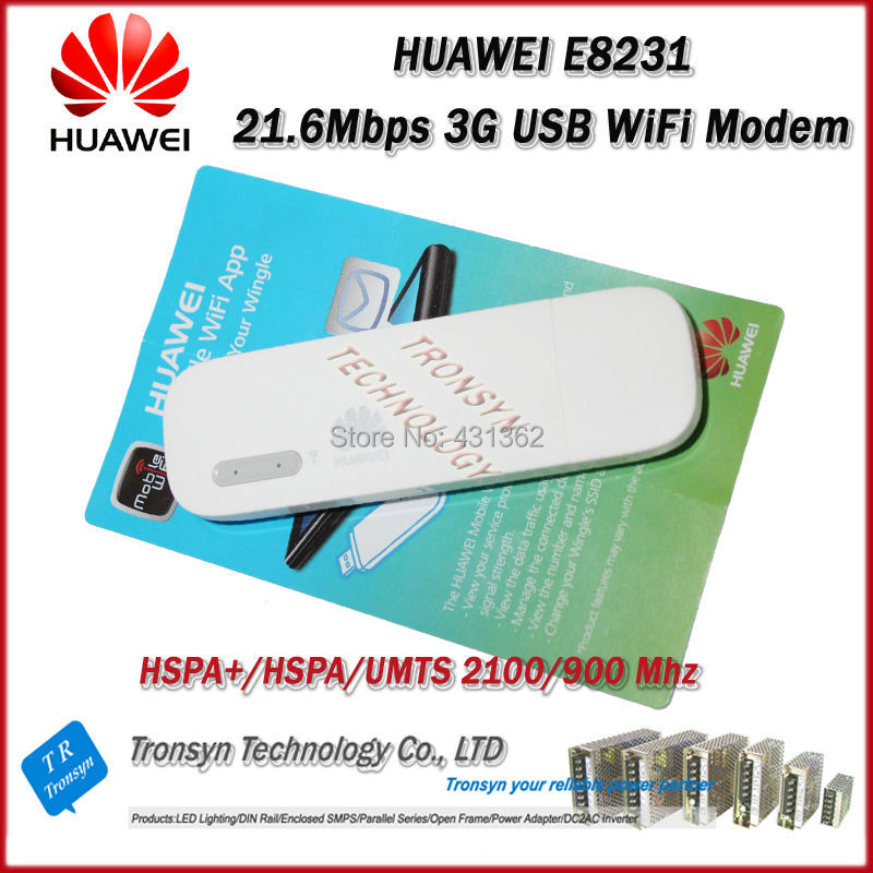 New Arrival Original Unlock HSPA+ 21.6Mbps HUAWEI E8231 3G USB WiFi Modem Support 10 WiFi Device And HSPA 900 2100Mhz original unlock dc hspa 42mbps huawei e5756 3g wireless router support hspa hspa umts