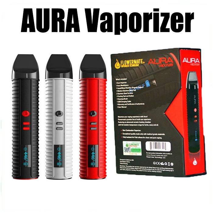 Authentic Flowermate DHL-FREE AURA V10 Vaporizer 3-in-1 Electronic Cigarette Dry Herb Wax Liquid Vape Kit Herbal Pen E Cigarette бумага для принтера lomond 0310221