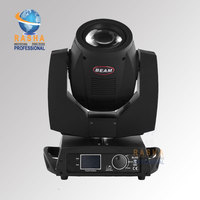 24X LOT Rasha High Quality 200W 5R sharpy 16 Channel Moving Head Beam Light DMX Stage Light With 14 Fixed Gobos