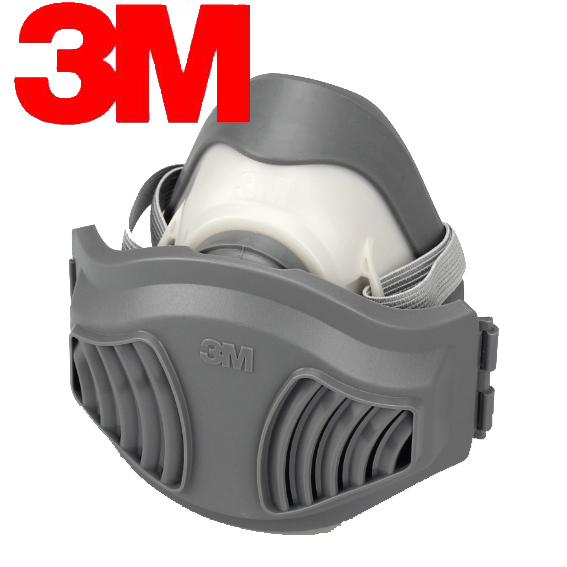 3M 1215+1705 N95 Dust Mask 4 In 1 (High Dust Environment/Welding Smoke/Metal Dust/Coal Dust)