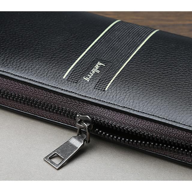 Male fashion man card purse