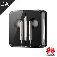 D'origine Huawei AM116 In-Ear Écouteur avec Microphone À Distance 3.5mm Honneur Écouteur pour Huawei P8 Lite P7 Samsung HTC Mobile Téléphone