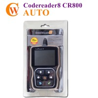 New Codereader8 CR800 OBD2 Scanner OBDII EOBD CANBUS Scanner