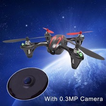 Hubsan X4 H107C 2.4G 4CH RC Quadcopter with Camera Gyro Drone 0.3MP Model