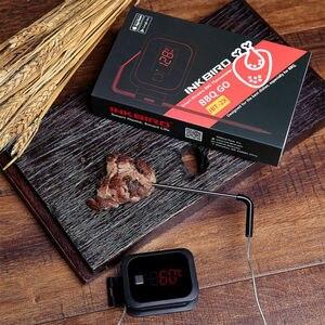 Image 3 - Inkbird Digitale Koken Bluetooth Draadloze Grill Vlees Oven Bbq Voedsel Thermometer C/F Met 2 Rvs Probes En gratis App