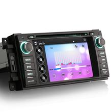 Navegación GPS DVD del coche para Dodge Avenger Challenger Magnum Nitro Viaje Jeep Patriot 2005 2006 2007 2008 2009 2010 a 2013 2014