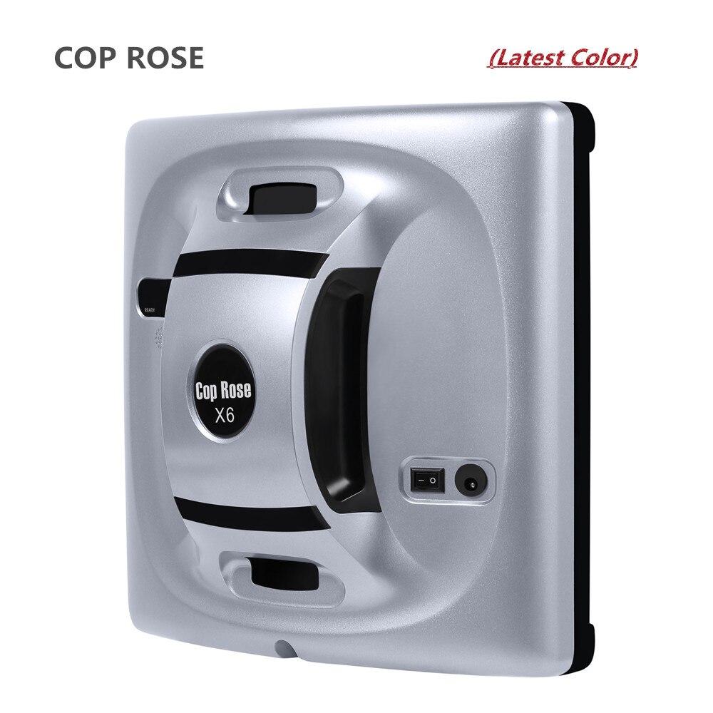 COP Роза X6 автоматической очистки окон робот, интеллектуальные шайба, удаленный Управление, анти падение UPS алгоритм Стекло пылесос инструме