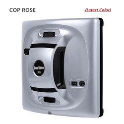 COP ROSE X6 automatyczne okno robot czyszczący  inteligentny podkładka  pilot zdalnego sterowania  anty spadek UPS algorytm szklane próżniowe narzędzie do czyszczenia