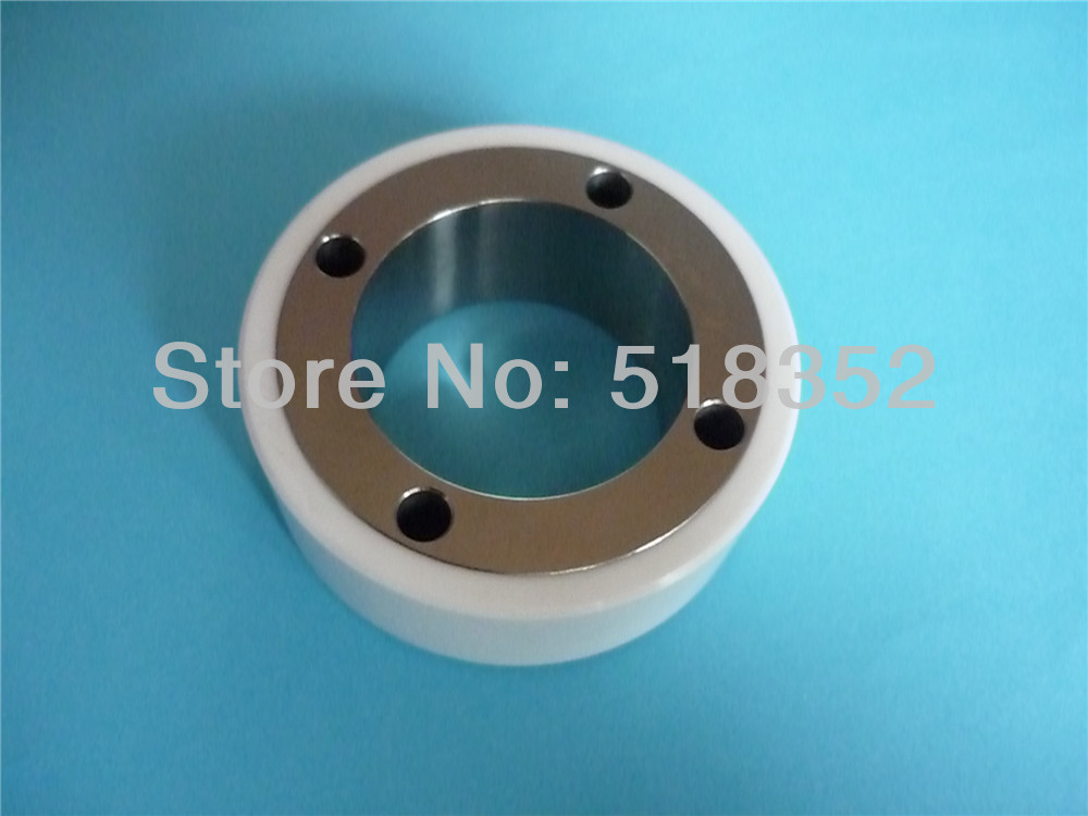 118535B Size: 70x25t*42 Sodick White Ceramic Pinch Roller / Sub Roller for DWC-AQ327.537 WEDM-LS Wire Cutting Machine Wear Parts a290 8110 x715 16 17 fanuc f113 diamond wire guide d 0 205 255 305mm for dwc a b c ia ib ic awt wedm ls machine spare parts