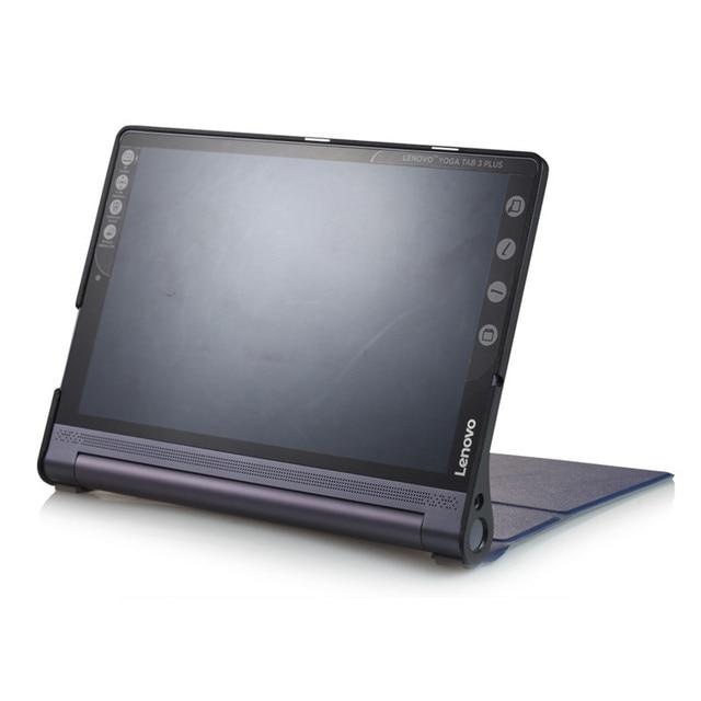 """For Lenovo Yoga Tab3 Plus YT-X703 10.1""""Cover,Flip PU Leather Tablet Case for Lenovo Yoga Tab 3 10 Pro X90 YT3-X90F/L/M 10.1""""inch"""