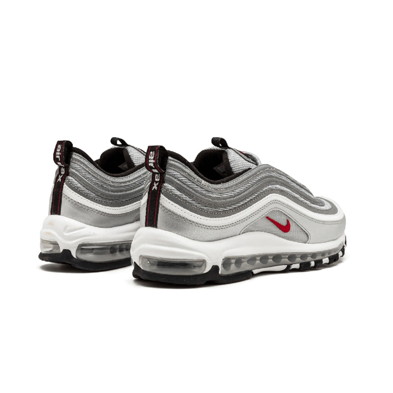 NIKE AIR MAX 97 OG QS New Arrival Original Men 39 s Running Shoes Cushion Outdoor Sneakers 884421 001 in Running Shoes from Sports amp Entertainment