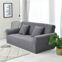 Knitted Plaid and Fully covered funda sofa cover for livingroom and sofa cover Slipcover and cubre cover in Home textile