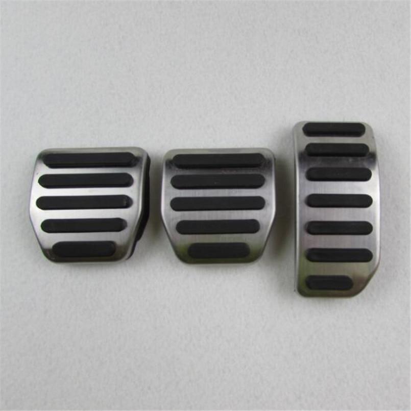 Auto-styling Acceleratore Gas Freno Pedale Della Frizione Pad Modificare Caso Della Copertura Per Volvo Xc60 V60 S60 S80 S40 C30, Accessori Auto