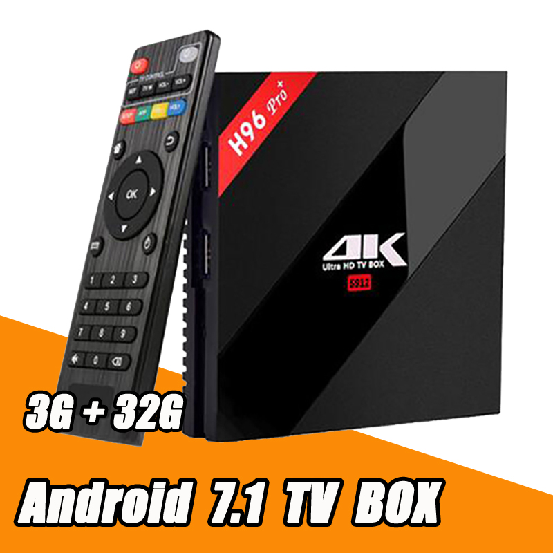 H Pro Android  TV Box S Octa Core G RAM G