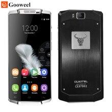 D'origine Oukitel K10000 cellulaire téléphone MTK6735P Quad Core 5.5 pouce Écran Android 5.1 2 GB/16 GB 10000 mAh batterie 4G LTE Smartphone