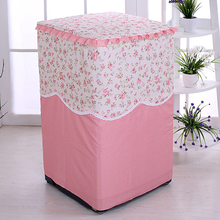 цены Washing Machine Dryer Cover Protection Dust Prevent Waterproof Sunscreen Case Fabric 60*55*84cm