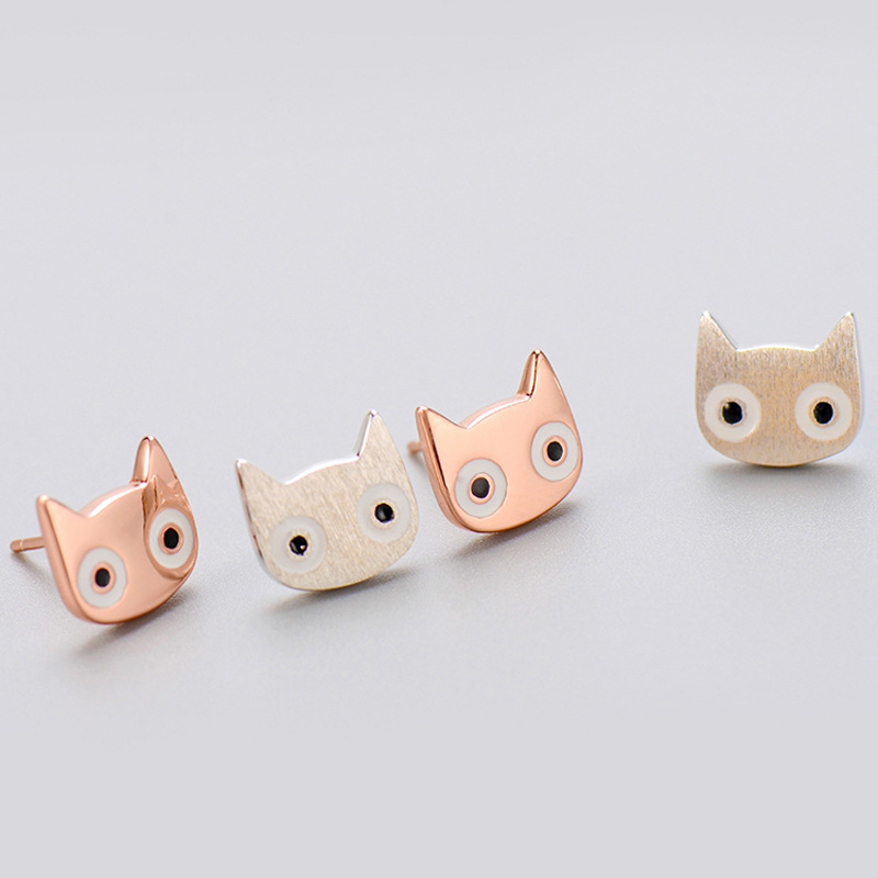 -Sweet-925-Silver-Stud-Earring-Cute-Cartoon-Cat-Kitty-Stud-Earrings-For-Girl-Women-Wedding(1)(1)(1)