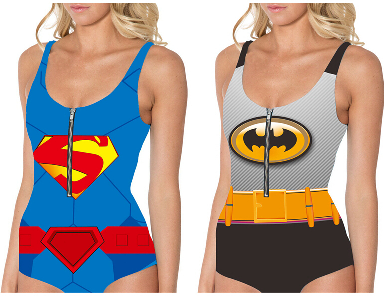 Wonder Woman Costume One Piece