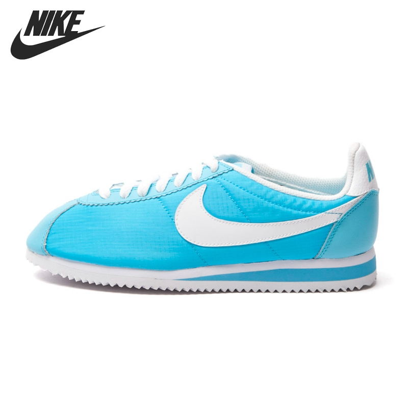 Original   NIKE CLASSIC CORTEZ  NYLON Women's Running Shoes sneakers original nike wmns classic cortez nylon women s skateboarding shoes sneakers