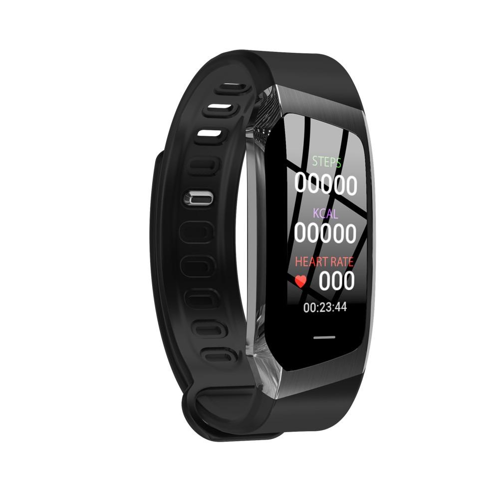 HTB15z. Kf9TBuNjy0Fcq6zeiFXaP Greentiger E18 Smart Bracelet Blood Pressure Heart Rate Monitor Fitness Tracker smart watch IP67 Waterproof camera Sports Band