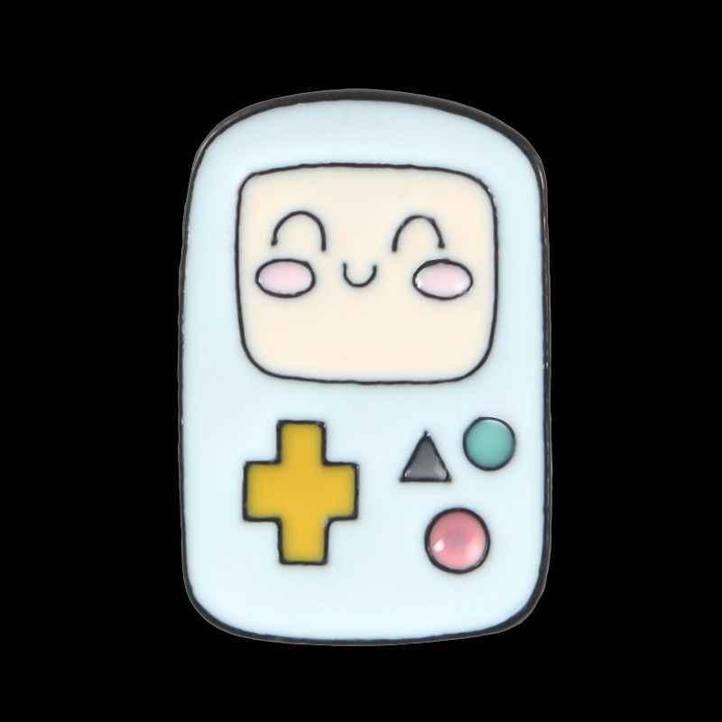 3 stile Personaggio Dei Cartoni Animati Smalto pins Nuovo Adventure Time Finn e Jake spille Gioielli Regalo per l'amico del capretto