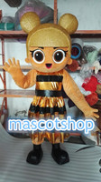 LOL сюрприз Кукла талисман костюм для взрослых Детский костюм для вечеринок для взрослых