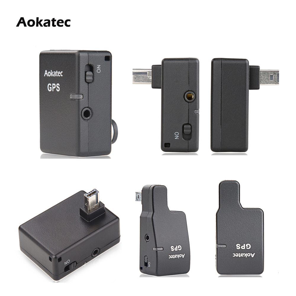 Aokatec Camera GPS Receiver for Nikon D5 D500 D4s D4 D810 D810A D610 D5500 D7100 D7200 D750 D90 Df for Fujifilm S5Pro new version aokatec ak g9 gps receiver wireless for nikon dslr camera d90