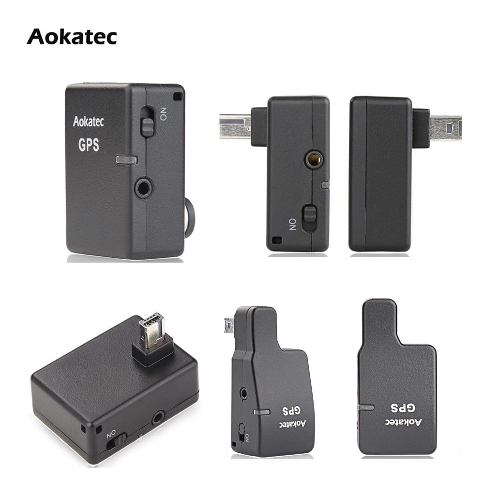 Aokatec Fotocamera Ricevitore GPS per Nikon D5 D500 D4s D4 D810 D810A D610 D5500 D7100 D7200 D750 D90 Df per fujifilm S5Pro