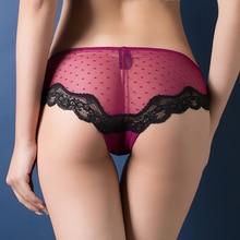 Женщины Sexy Кружева Трусики женские Низкой Талией Хлопок Трусы Нижнее Белье Стринги сексуальное нижнее белье кружево женщин