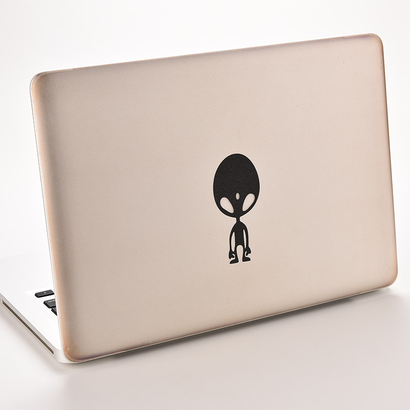 Powered By Alien Technology Vinyl Decal Sticker for Car//Window//Wall