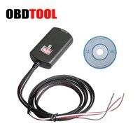 OobdTool Urea Adblue Emulador 9 En 1 con Sensor de Nox simulador de Caja Soporte de Emulación EURO Camiones Quitar la Herramienta de Diagnóstico Obd2 4 y 5