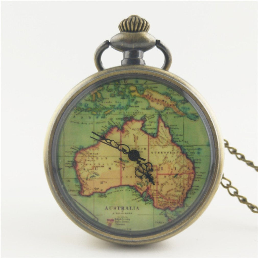 Fashion Quartz Pocket Watch Unisex Necklace Pendant Vintage Watches With Chain Reloj De Bolsillo Best Gifts