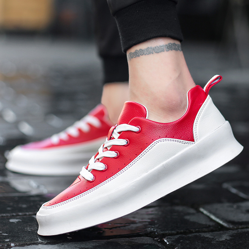 Hip hop street fashion men casual shoes brand superstar sneakers black white male walking shoes non-slip breathable shoes gram epos men casual shoes top quality men high top shoes fashion breathable hip hop shoes men red black white chaussure hommre