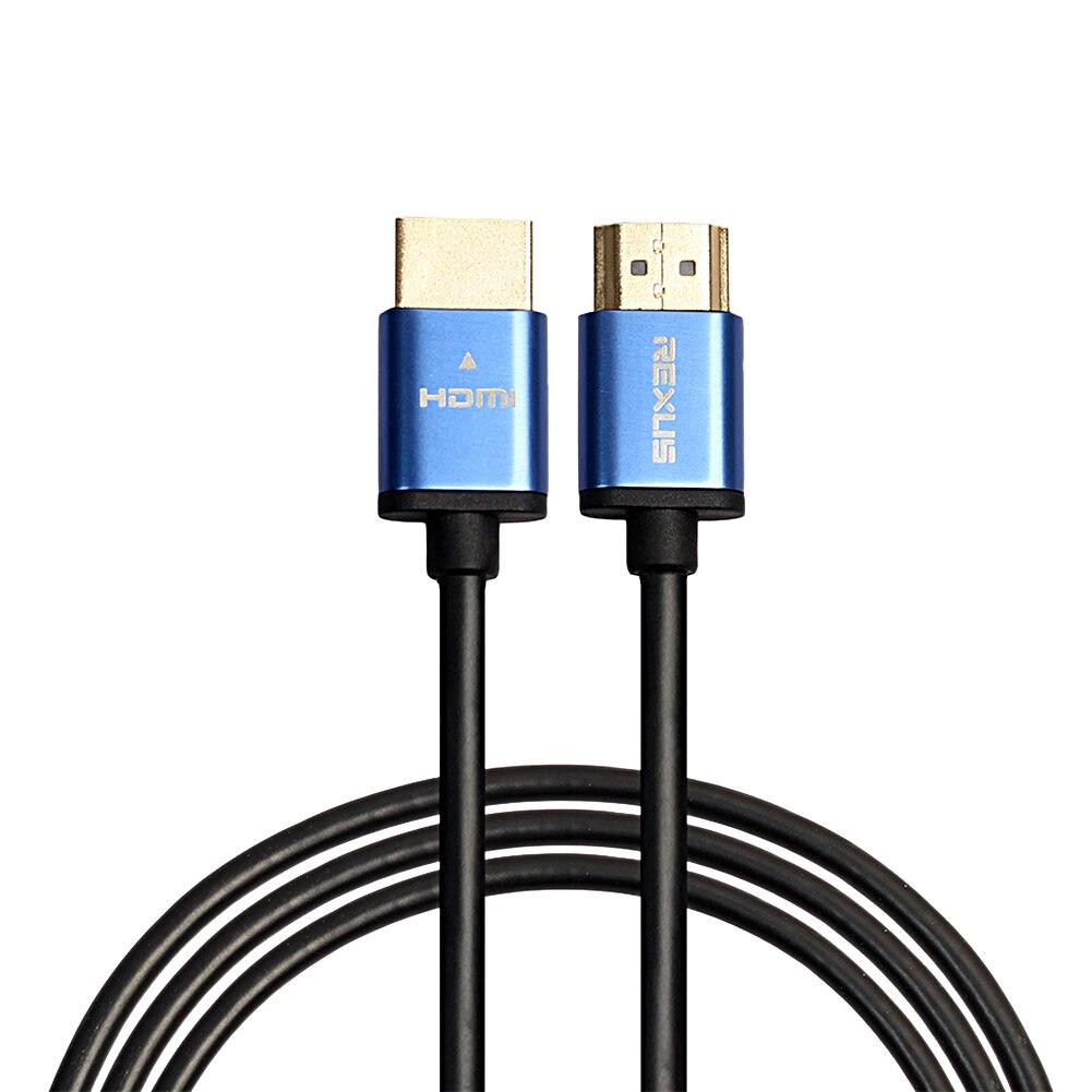 Mini micro hdmi adapter kabel hdmi vergulde man man 1.4 v hdmi kabel ...