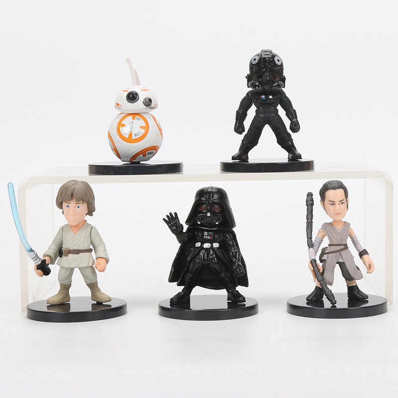 Best Star Wars Figures To Collect bb-8-set