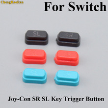 ChengHaoRan 1x For Nintendo Switch NS NX Joy-Con SR SL Key Trigger Button Replacement Repair Part Game Accessories for Joy Cons