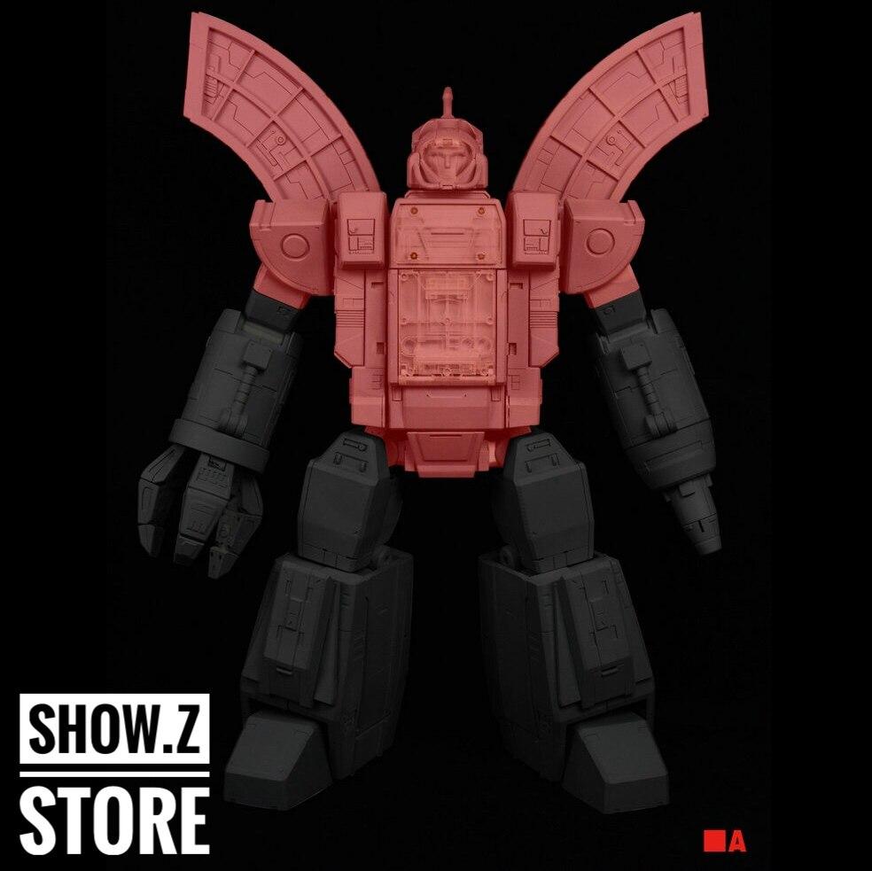 [Show.Z Store] FansToys FT-20A Aegis Sentinel / Terminus Giganticus (Part A) Action Figure Transformation [show z store] [pre order] fanstoys ft 25 outrider fans toys transformation figure toy