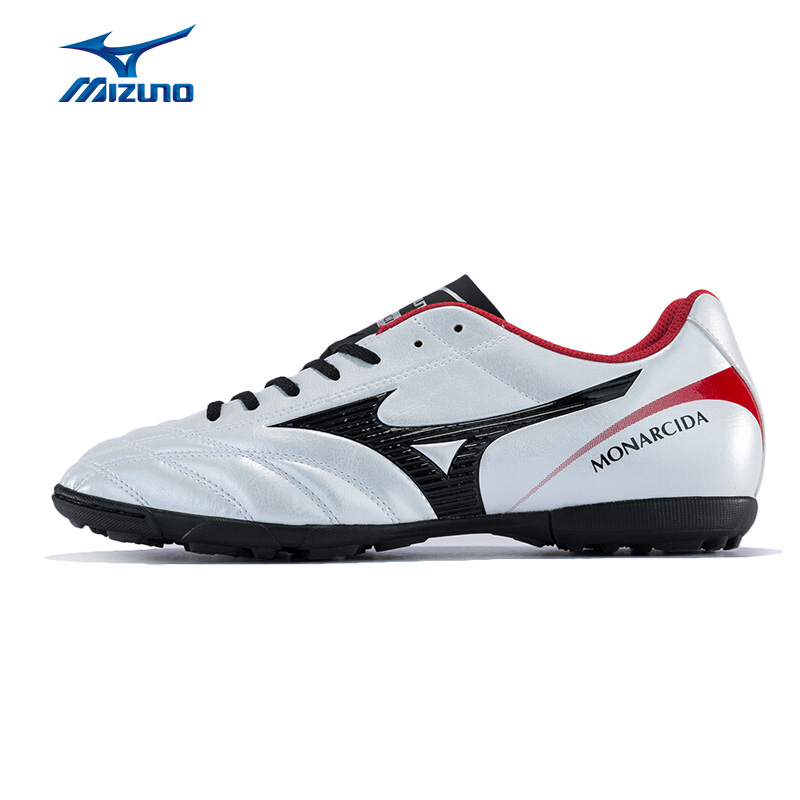 MIZUNO Men MONARCIDA 2 FS AS Soccer Shoes Comfortable Wearable Sports Shoes Sneakers P1GD172309 YXZ061 mizuno men s sports beathable cushioning soccer shoes monarcida fs as light sport shoes sneakers p1gd152301 yxz003