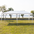 3x6 м шесть сторон две двери Водонепроницаемый Тент со спиральные трубки солнцезащитный навес Тент Открытый Сад тент Кемпинг Тент