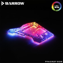 Barrow Waterway Board for COUGAR CONQUEROR open type Case Water Way Plate LRC2.0(5V 3Pin) Motherboard AURA CRZF-SDB V2