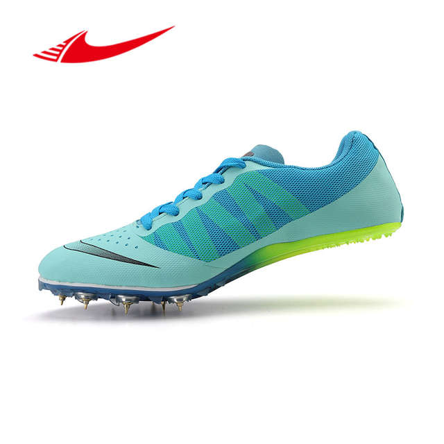 2385c37239b78 Beita Men Track and Field Shoes Outdoor Sport Spikes Sneakers Male Athletic Shoes  Zapatos De Hombre