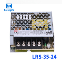 DC LRS 35 24 35W/24V/1.5A Switching Power Supply Source Transformer AC DC NES
